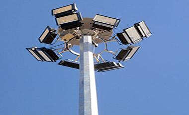 پایه برج نوری