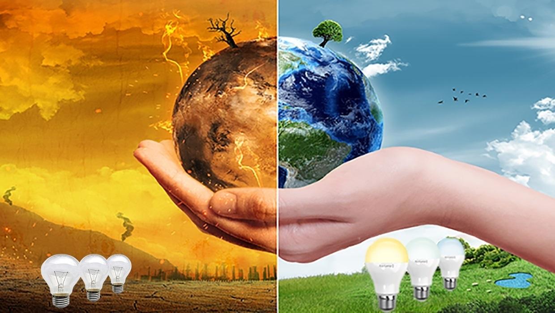 مصرف بهینه حفظ محیط زیست و نسل آینده