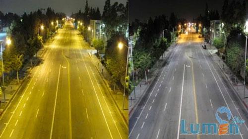 آلودگی نوری چیست