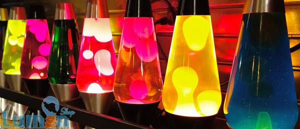 لامپ گداخته (lava lamp) چیست؟