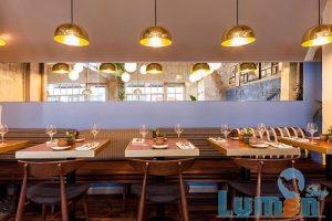 نورپردازی رستوران-بخش 1