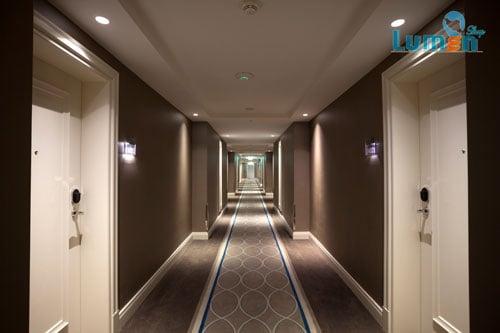 نور راهرو هتل