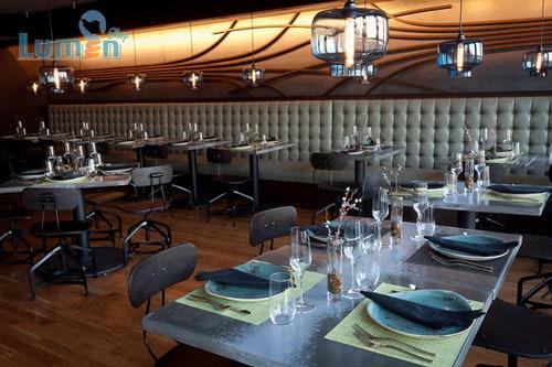 نور رستوران هتل