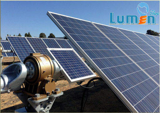 پنل خورشیدی متحرک